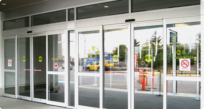 Sliding Door Systems & Pacific Door